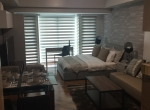 Studio Condo in Manansala Rockwell Makati for SAle (1)