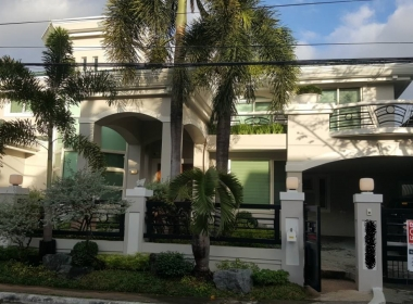 Marcelo Green Village House and Lot in Paranaque Bicutan for Sale or Lease front